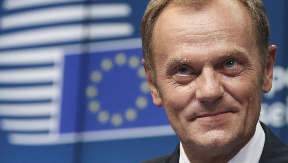 Vom polnischen Premier zum Ratsvorsitzenden der EU: Donald Tusk
