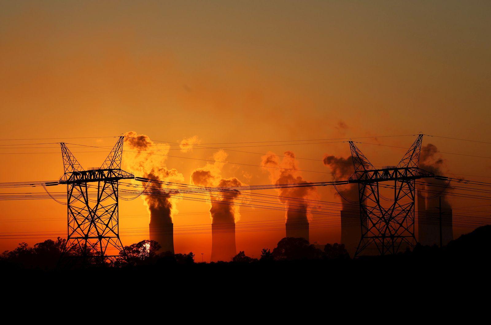 Südafrika / CO2 Steuer / Energie / Konjunktur