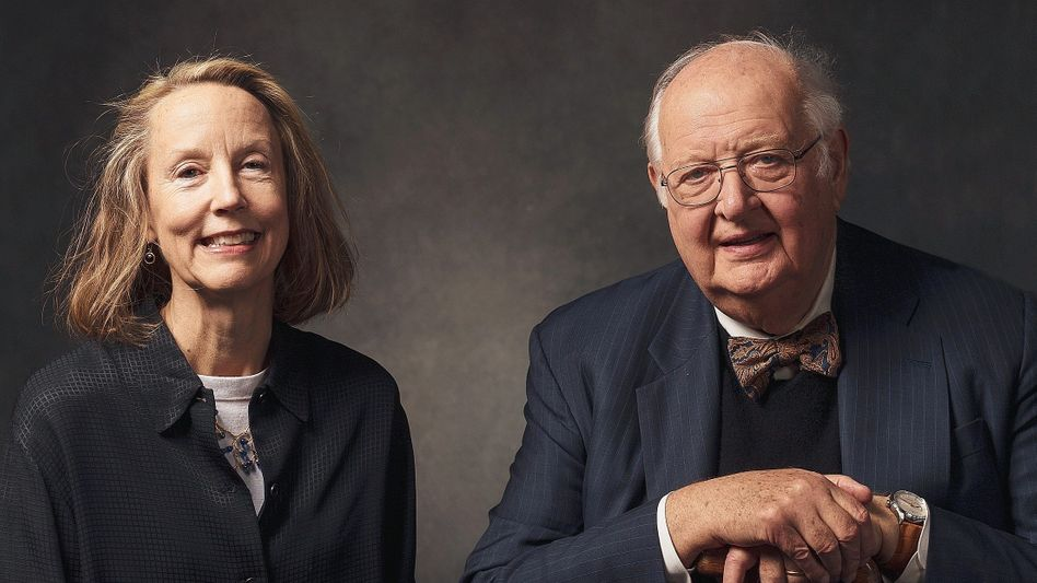 """The economists Anne Case and Angus Deaton: """"We're against people getting rich by burdening other people."""""""