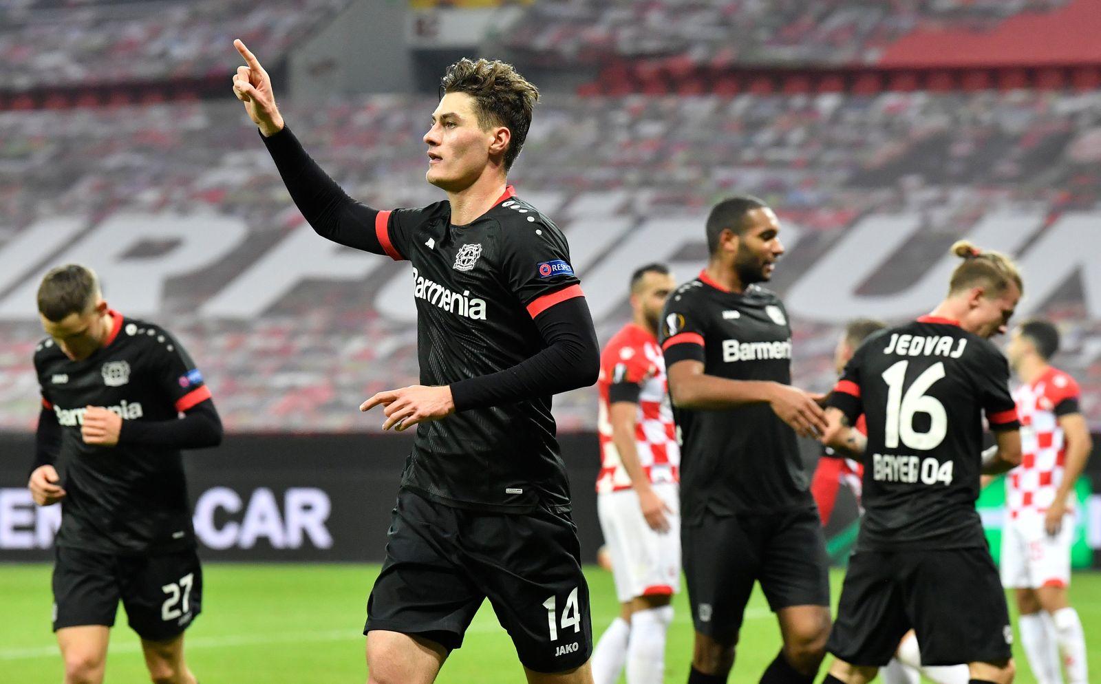 Bayer Leverkusen - Hapoel Beerscheva
