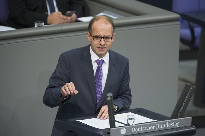 CDU-Politiker Brand