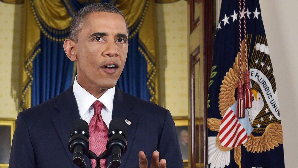 Anti-Terror-Strategie: Obamas Allianz gegen das Böse