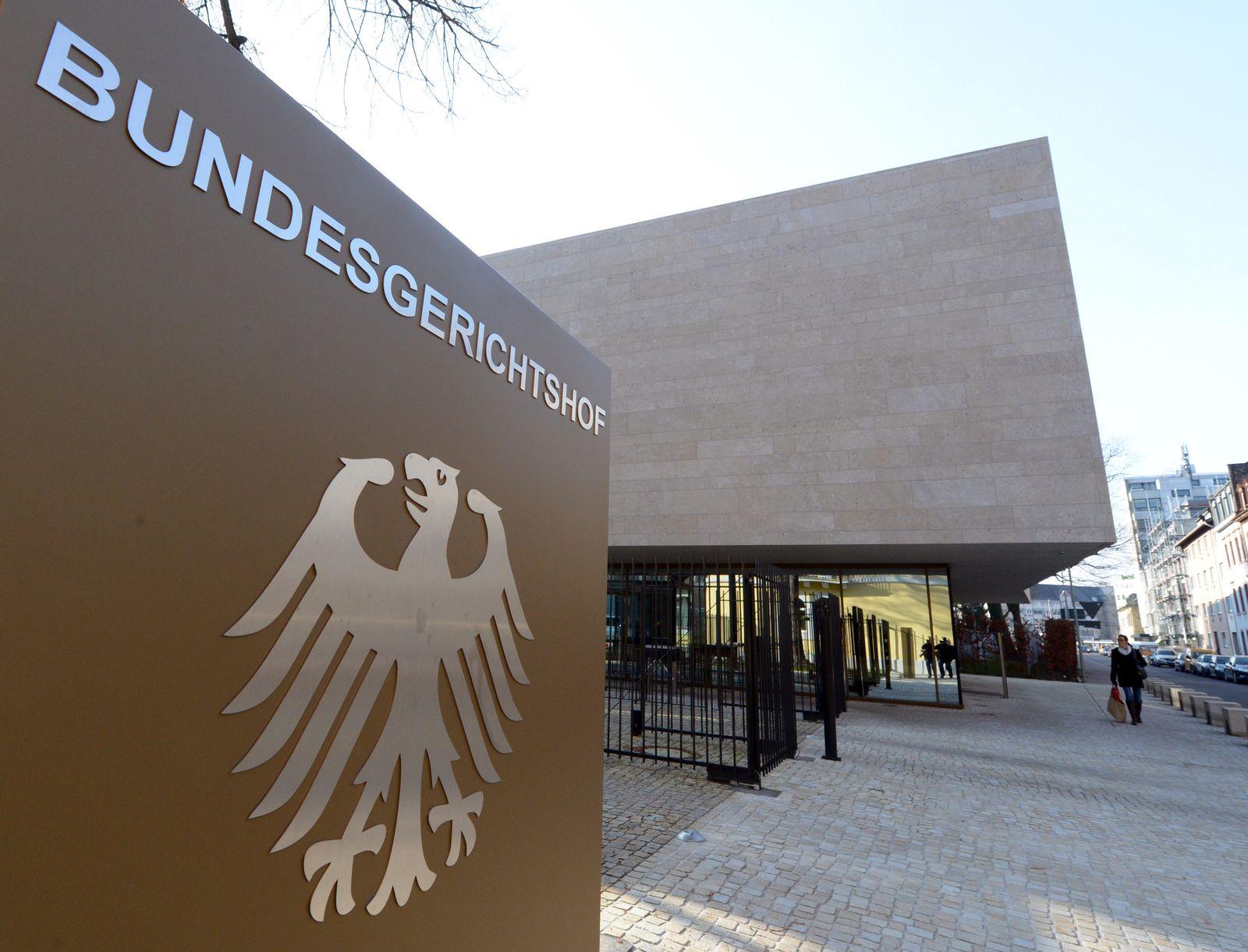Deutsche Bank/ Timeline/ Bundesgerichtshof / BGH