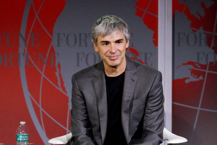 Larry Page (Archivfoto)