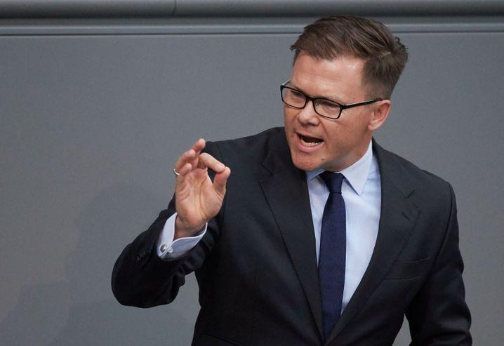SPD-Fraktionsgeschäftsführer Schneider