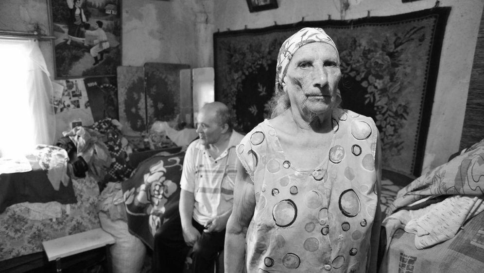 Ukraine: Das Leid der Alten