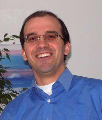 Raus aus der akademischen Welt: Firmengründer Christof Reinhart