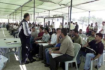 Universität Abu Dis: Studieren unter schweren Bedingungen