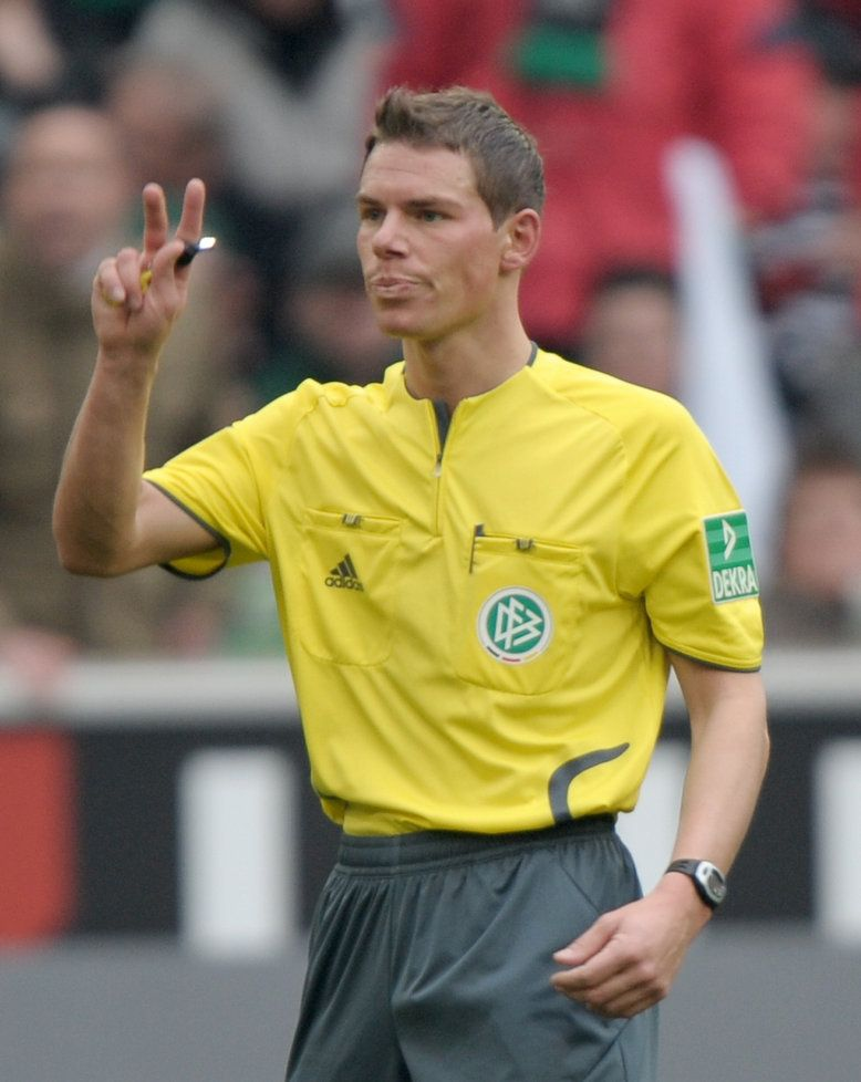 Kempter bei Bundesligapartie