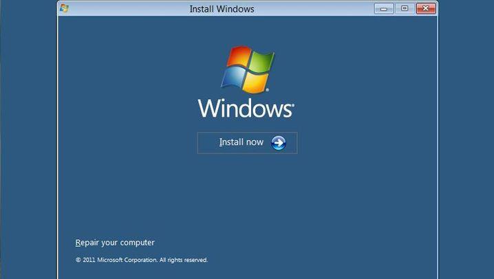 Windows 8: So sieht die Entwicklerversion aus