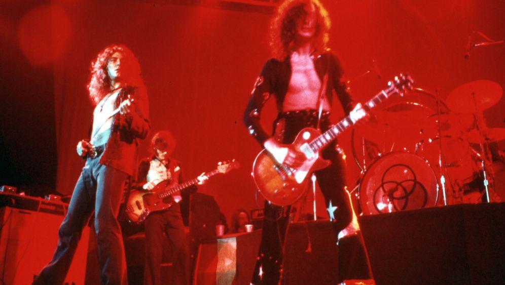 Led Zeppelin: Die Götter kehren zurück