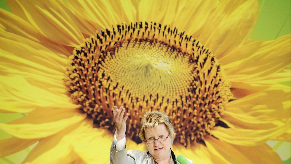 Grünen-Politikerin Löhrmann: Ist sie die künftige Vizeministerpräsidentin von NRW?
