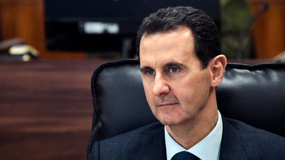 Auch nach neun Jahren Bürgerkrieg weiter an der Macht: Staatschef Baschar al-Assad