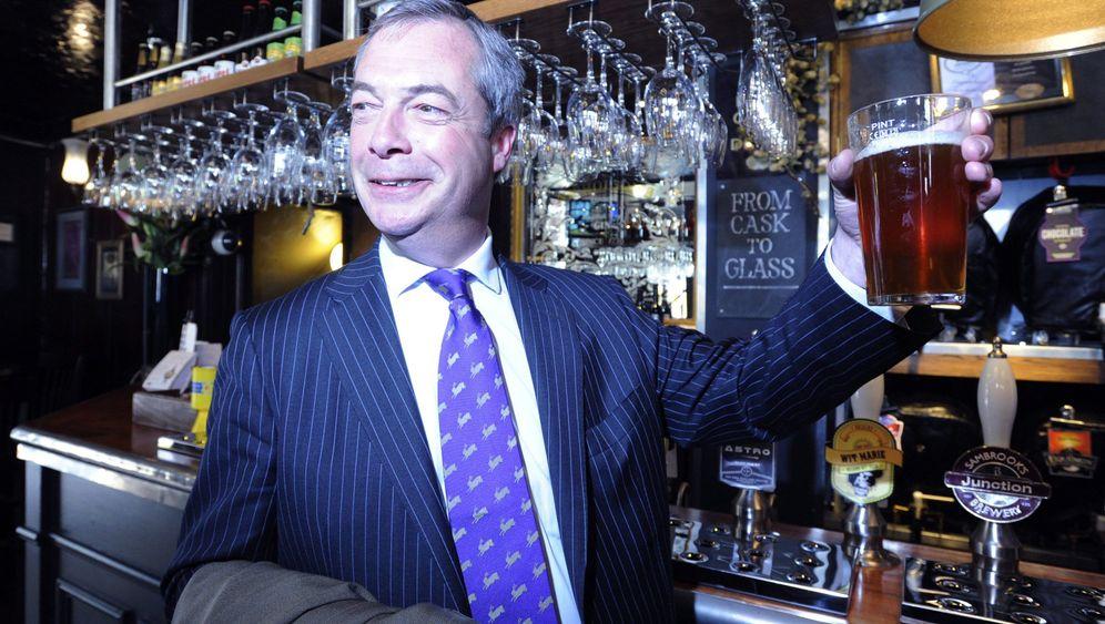 Farage: Desaster in Schottland
