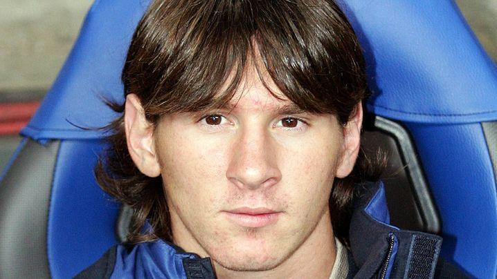 Lionel Messi: 700!
