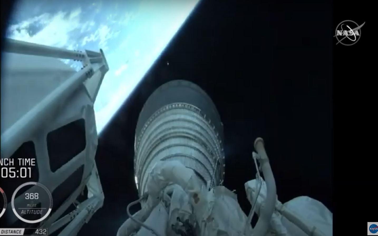 US-SPACE-MARS-PESEVERANCE