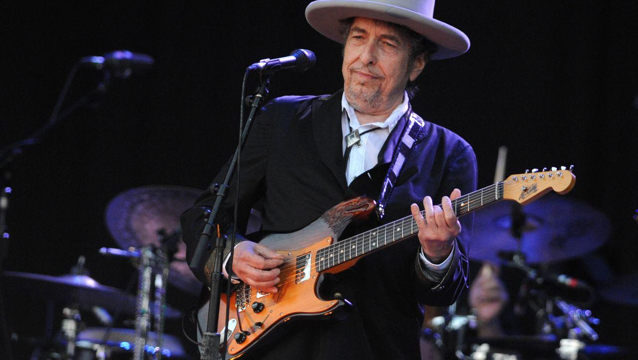 Bob Dylan: Erstmals auf Platz eins in einer US-Hitparade - DER SPIEGEL - Kultur