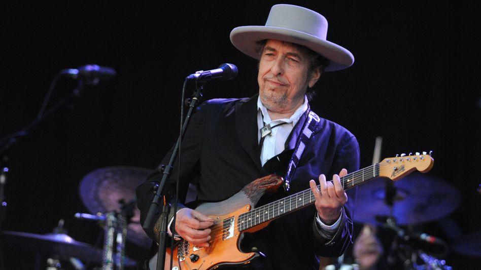 Popikone, Nobelpreisträger und Chart-Spätzünder: Bob Dylan