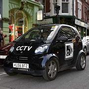 Elektro-Smart: In London fahren bereits 100 Exemplare mit Elektroantrieb.