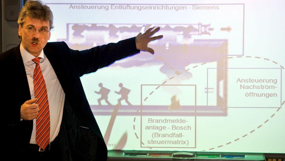Beurlaubter Technikchef Großmann: Bereits 2013 gab es Warnungen