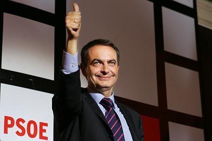 Zapatero: Der Sozialist kann Regierungschef in Spanien bleiben