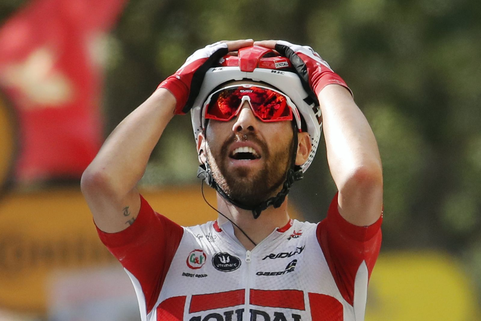 France Cycling Tour de France Thomas De Gendt