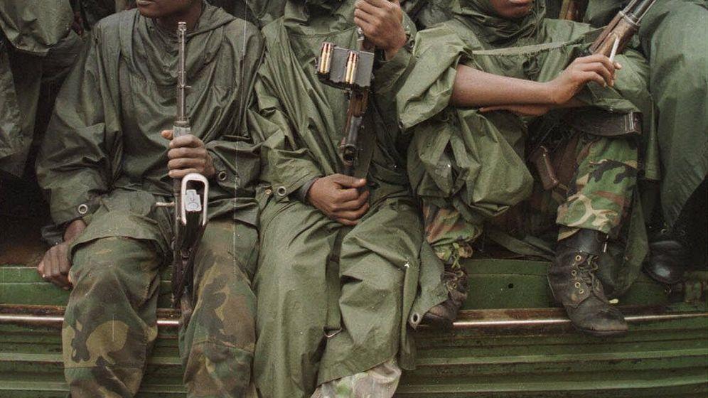 Photo Gallery: Congo's Decade of Violence