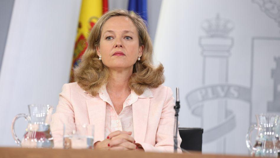 Nadia Calviño, Wirtschaftsministerin von Spanien: Wird sie die erste Eurogruppenchefin?