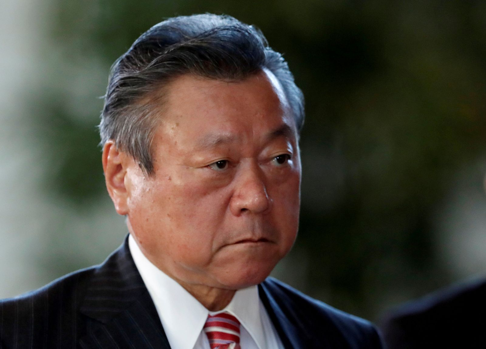 JAPAN-OLYMPICS/CYBERSECURITY-MINISTER