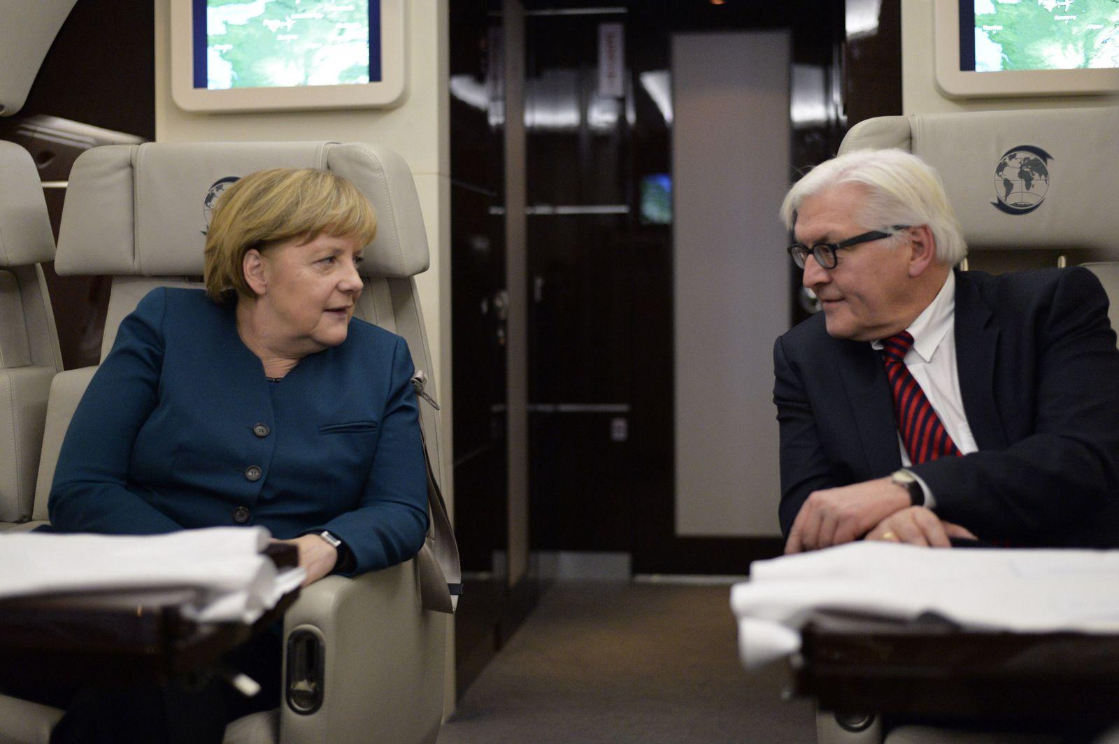 DER SPIEGEL 5/ 2014 16pp SPIN / Deutsche Auslandspolitik
