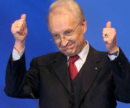 Stoiber: Kandidat der CDU