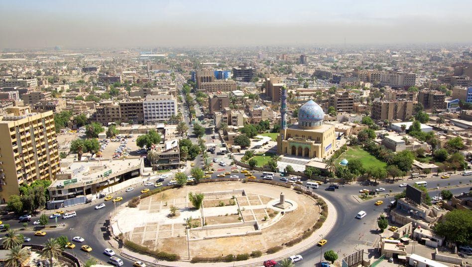 Hella Mewis: Die Bagdader Kulturszene ist untrennbar mit ihr verbunden.
