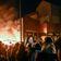 Polizeiwache in Minneapolis in Brand gesteckt