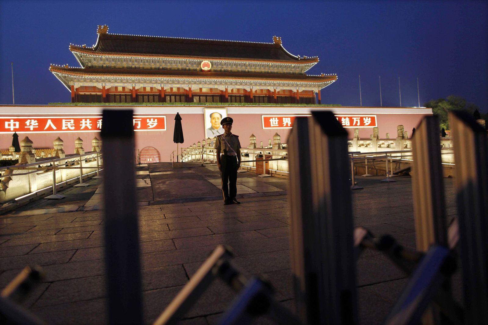 25 Jahre Pekinger Massaker