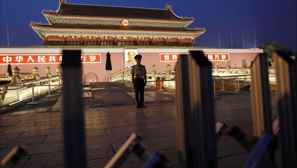 Platz des Himmlischen Friedens in Peking: Chinas Regierung lässt keine Erinnerung an 1989 zu