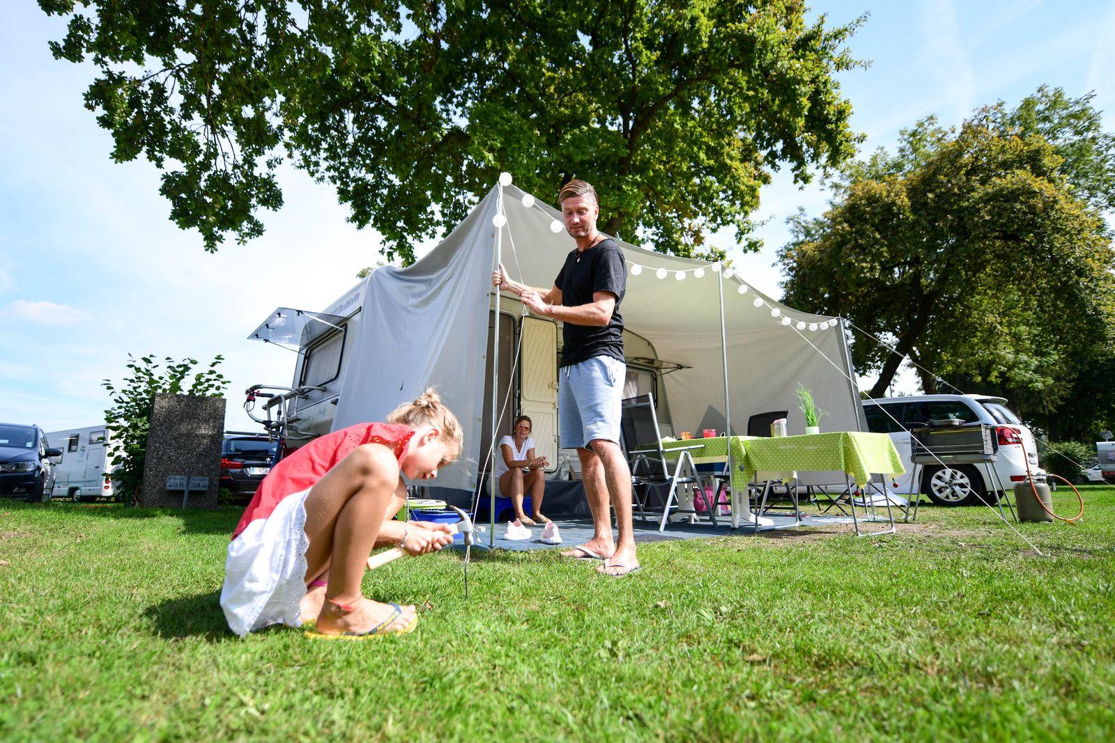 Tipps für Neulinge: Bloß kein Camping-Urlaub - oder doch?!