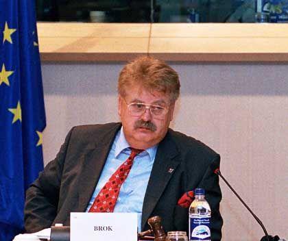 EU-Parlamentarier Elmar Brok: Seriöses Angebot