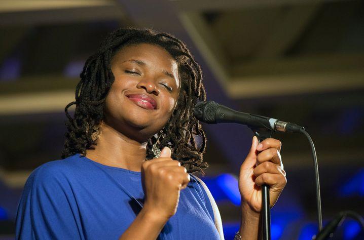 Sängerin Wright: Breites Publikum