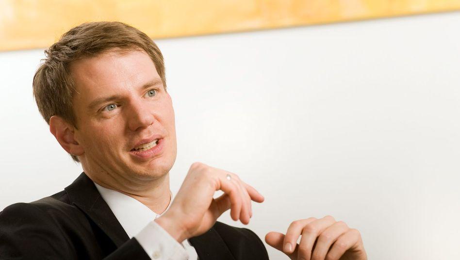Thomas Fritz ist Recruiting-Chef von McKinsey und stellt jedes Jahr rund 250 Berater ein