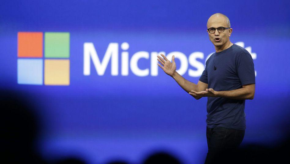 Microsoft-Chef Nadella: Massiver Jobabbau