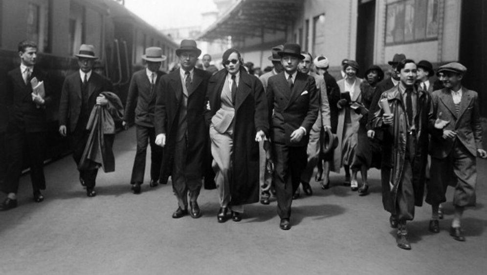 Sie hat die Hosen an: Marlene Dietrich 1933 in Paris