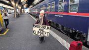 Klimadiskussion belebt Nachtzug-Nachfrage