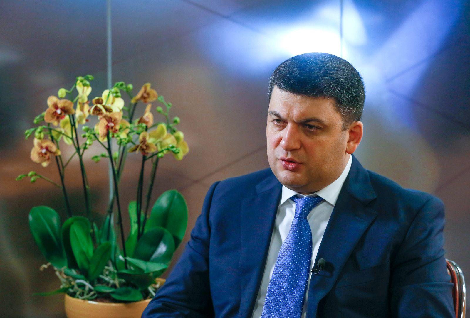 Wolodymyr Groysman