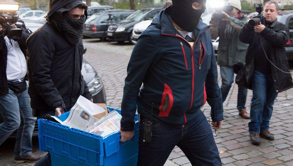 Razzia gegen Islamisten-Netzwerk in Berlin
