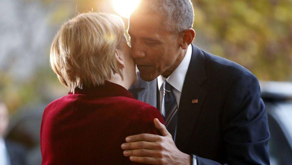 Barack Obama in Berlin: Ein letztes Mal
