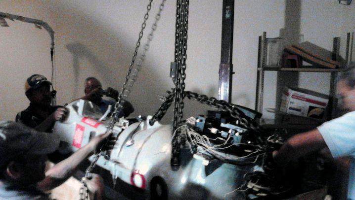 """Gestohlenes Kobalt-60 in Mexiko: """"Extrem gefährlich"""""""
