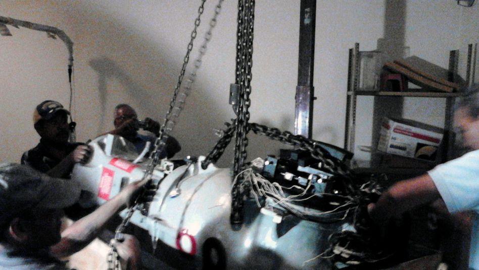 """Radioaktives Diebesgut in Mexiko: """"Wer das Material angefasst hat, wird sterben"""""""