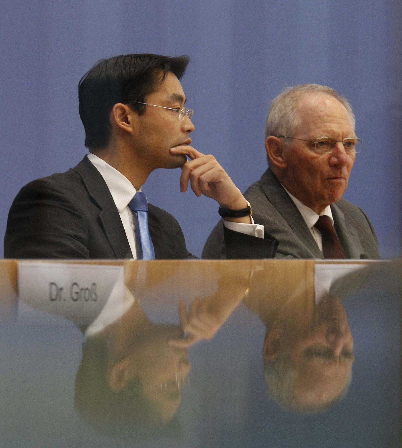 Schäuble / Rösler