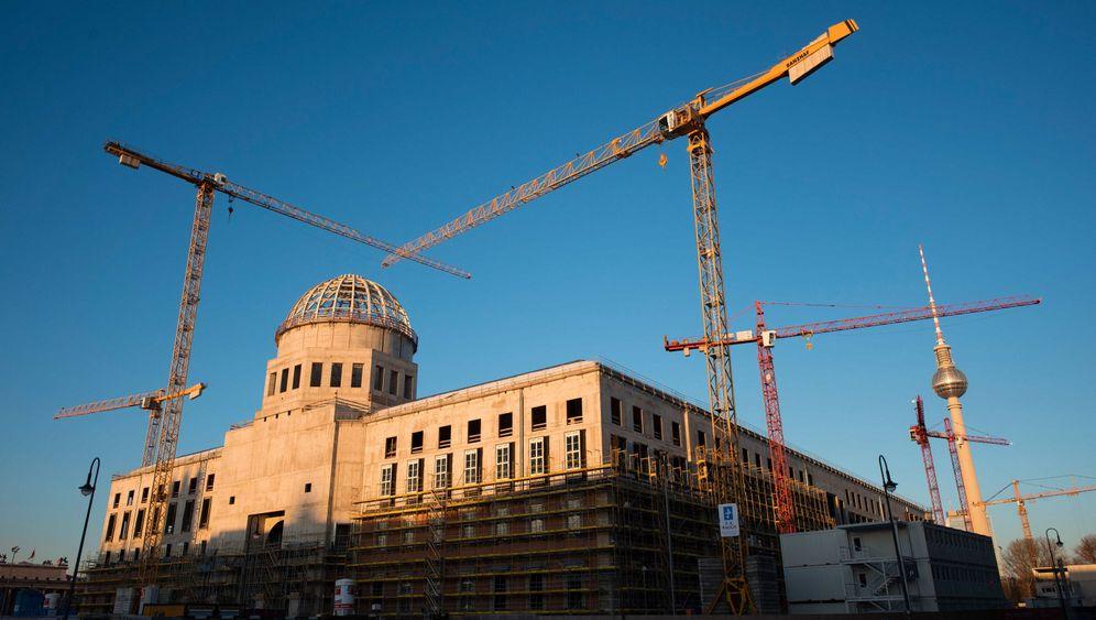 Humboldt-Forum: Das große Warten