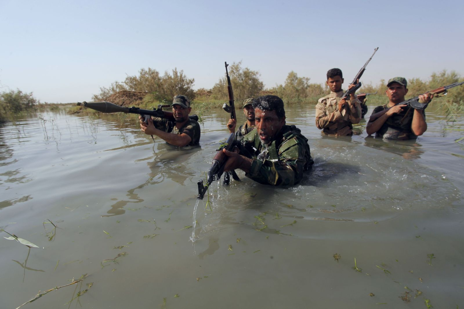 irak armee